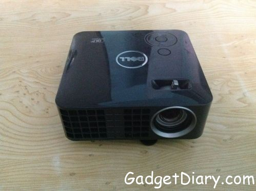 dell m110 front