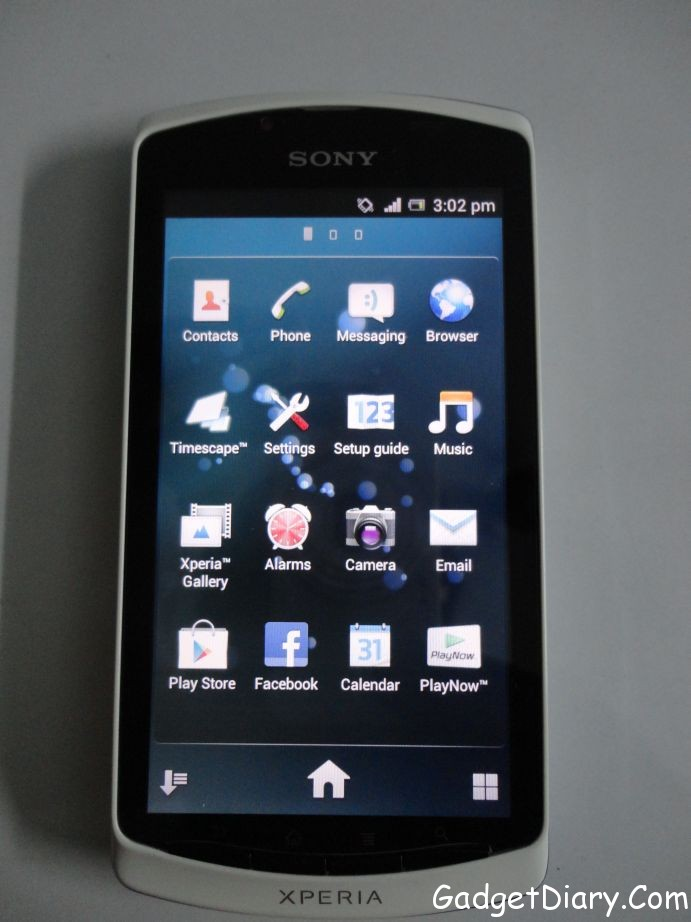 Sony Xperia Neo L Review