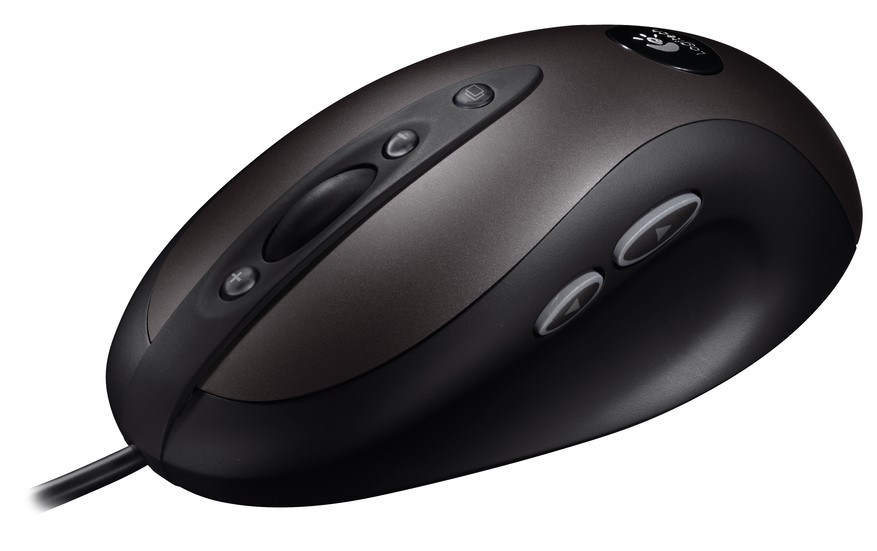 Logitech Launches G400 Gaming Mouse in India