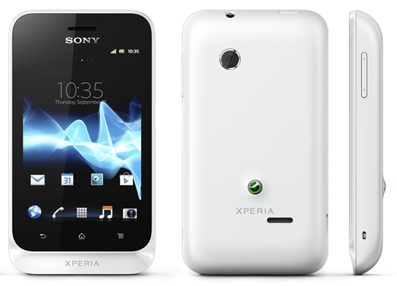 Sony Xperia Tipo & Tipo Dual Launched in India for Rs 9,999 and Rs 10,499