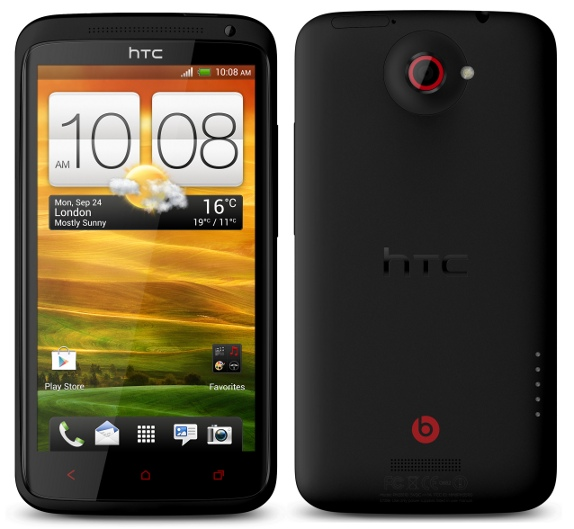 HTC One X+ with 1.7GHz quad-core Tegra 3, 64GB Memory, Android Jelly Bean announced