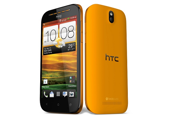 HTC Desire SV launched in India for Rs. 22,590 [Dual-SIM Smartphone]