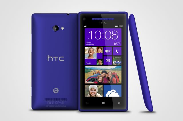 HTC Launches Windows Phone 8X (Rs 35,023) and 8S (Rs 19,260 ) in India