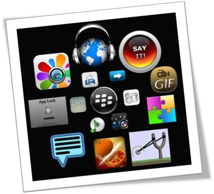 blackberry free preimum apps
