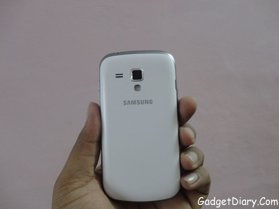 Samsung Galaxy S Duos back