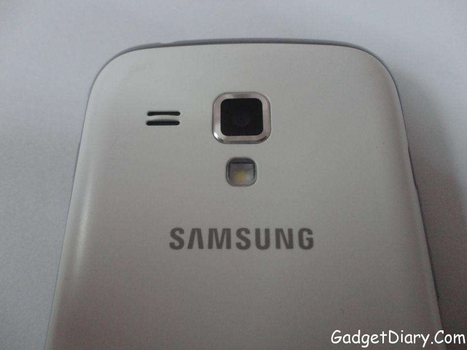Samsung Galaxy S Duos camera