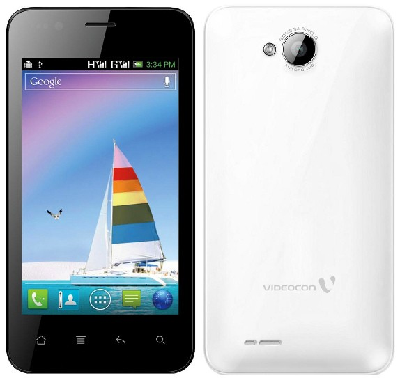Videocon A20 and A30 Dual SIM Android Smartphones launched in India
