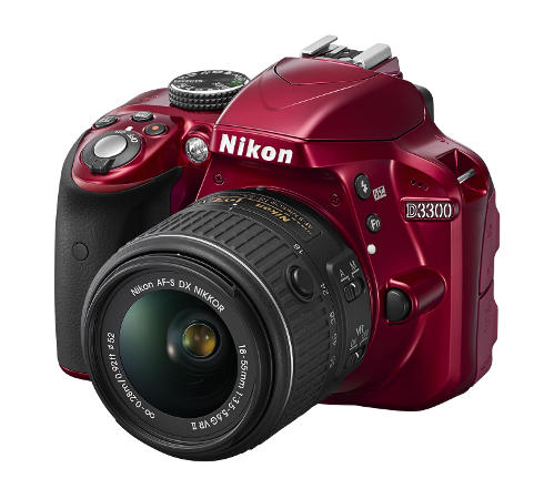 Nikon Launches EXPEED 4 Image Processing System built D3300 in India