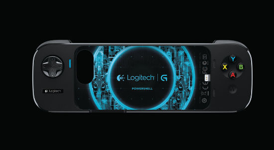 Logitech PowerShell Controller for iPhone 5s/5 and iPod Touch Launched in India