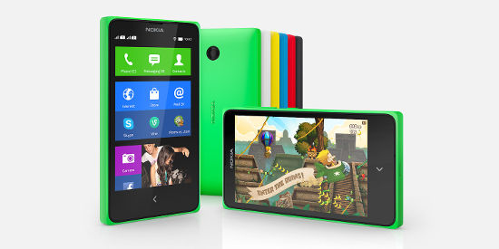 Nokia Announces Nokia X, X+ and XL Android smartphones at MWC 2014