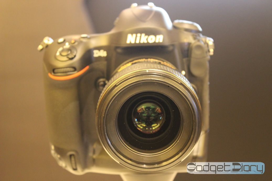 Nikon D4S Hands On [Photo Gallery]