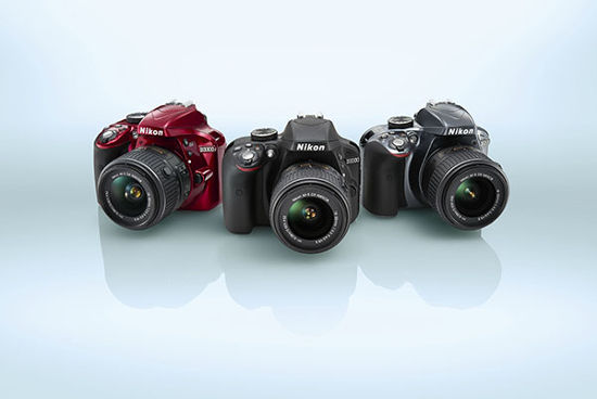 Nikon launches D3300 and D4S D-SLR cameras in India