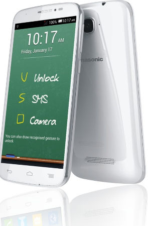 Panasonic launches P31 Android Phablet in India for Rs. 11,900