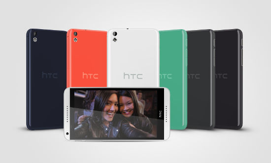 HTC Desire 816 and Desire 210 launched in India