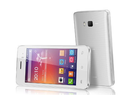 Lava Iris 406Q Snapdragon 200 powered Android smartphone launched in India