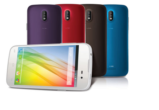 Lava Iris 450 launched in India for Rs. 7,999
