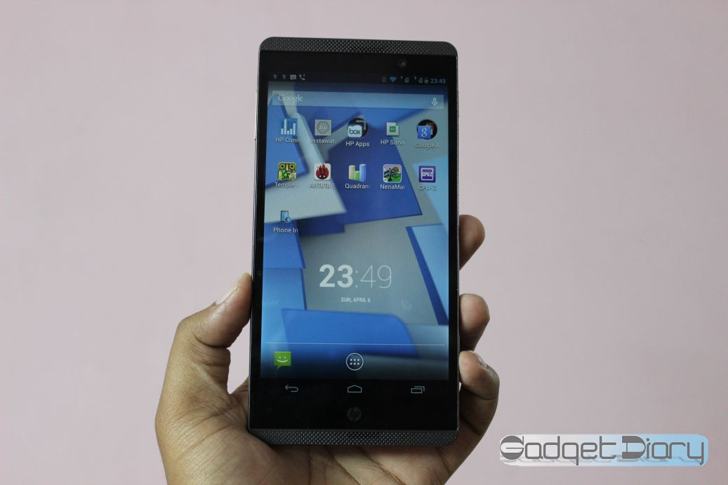HP Slate 6 Voice Tab Hands On [Photo Gallery]