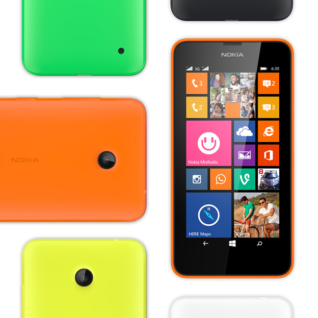 Nokia Lumia 630 launched in India starting for Rs. 10,500