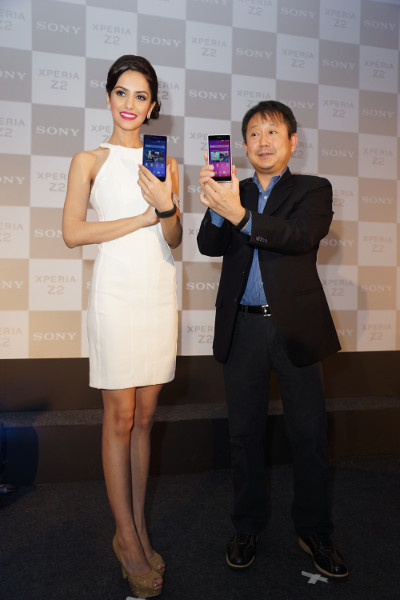 Sony Xperia Z2 launched in India for Rs. 49,990