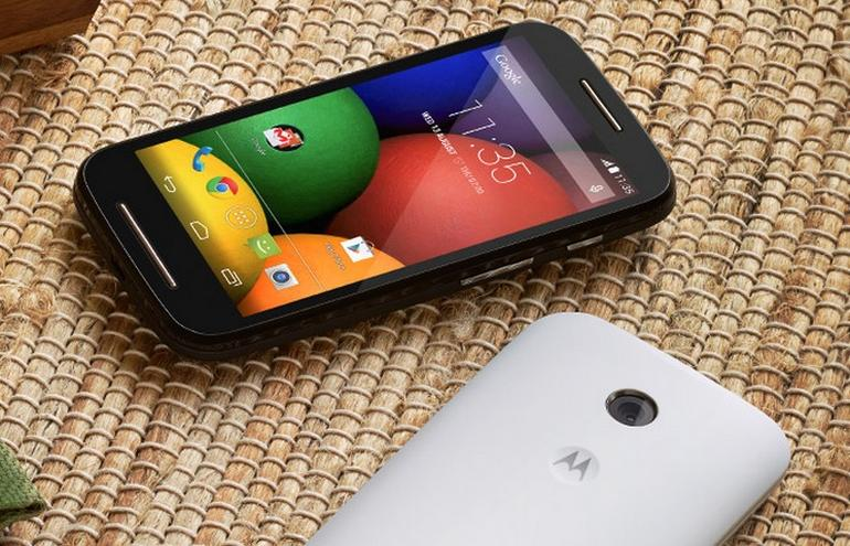Motorola Moto E launched in India for Rs. 6,999