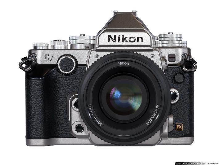 Nikon Df Digital SLR camera and AF-S NIKKOR 58mm f/1.4G Lens bags three awards at Camera Grand Prix 2014