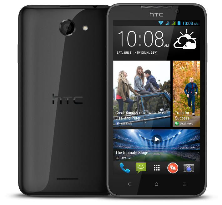 HTC Desire 516 launched in India for Rs. 14,200