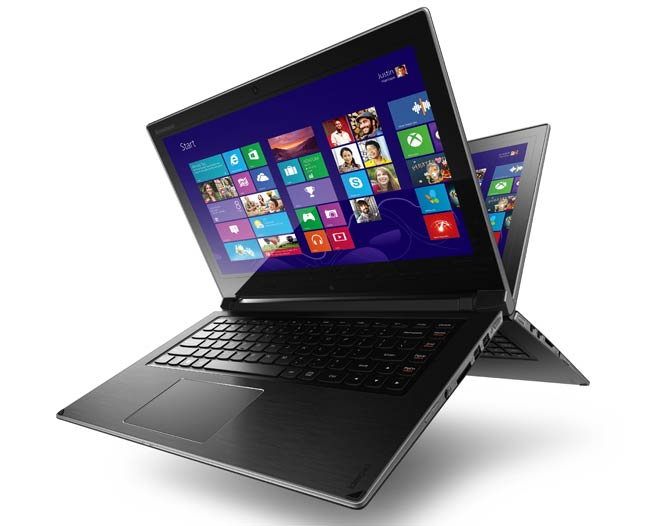 Lenovo launches new range of PC lineup feat Yoga 2 and Flex 2
