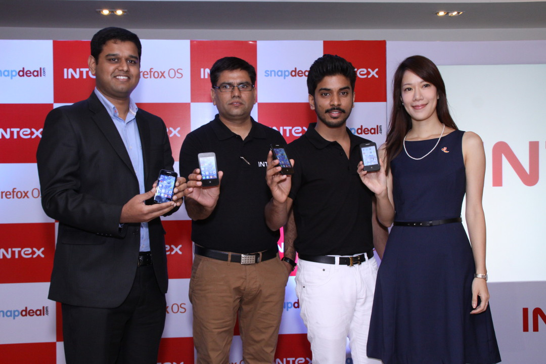 Intex Cloud FX cheapeast Firefox OS smartphone launched in India