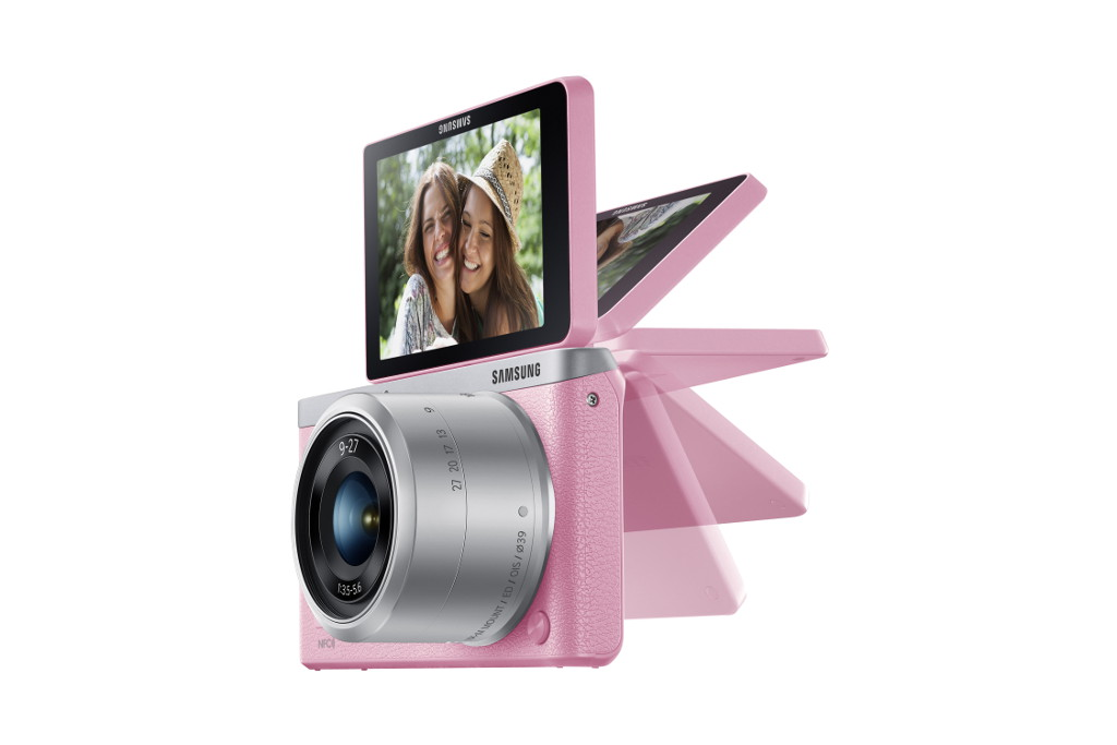 NX-MINI-9-27MM-Lens_Baby Pink