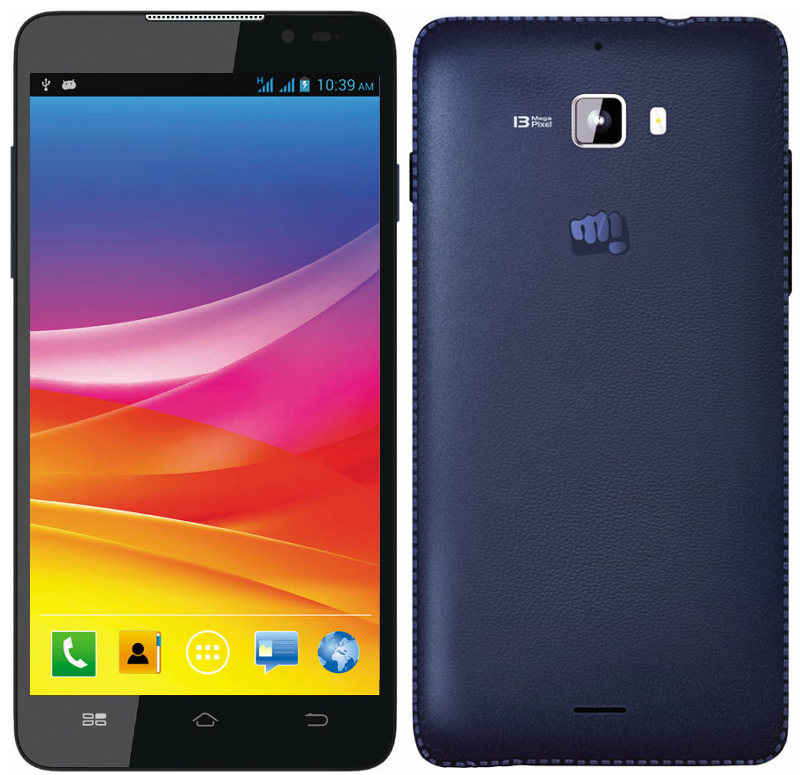 Micromax Canvas Nitro A310 launched in India for Rs. 12,990