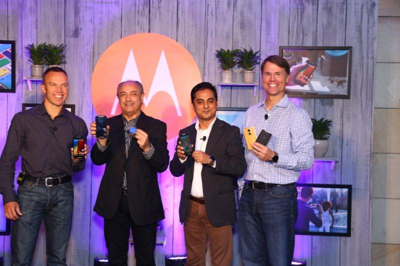 Motorola launches the new Moto X, Moto G and Moto 360 in India