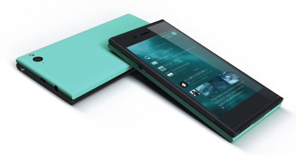 Jolla Smartphone running on Sailfish OS launched in India for Rs 16,499