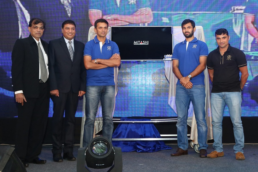 Mitashi launches new 40 inch Smart LED TV for Rs 36,990
