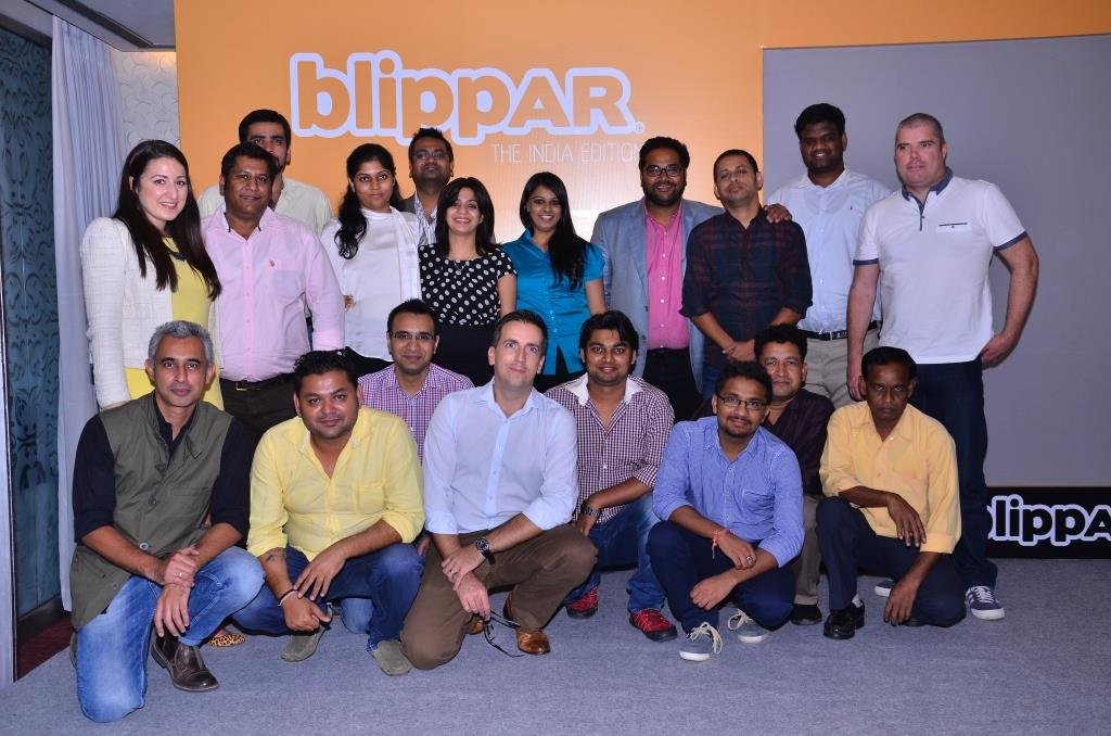 Blippar India Team