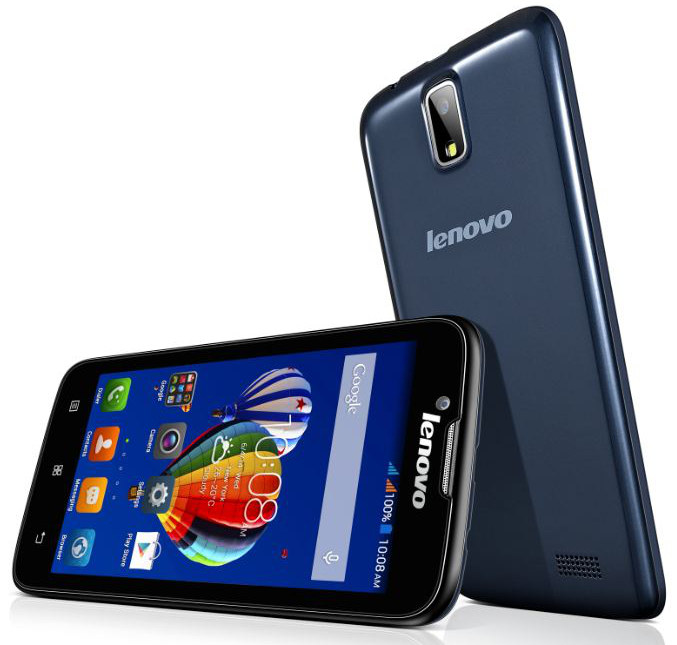 Lenovo launches A328 Android smartphone in India for Rs. 7,299