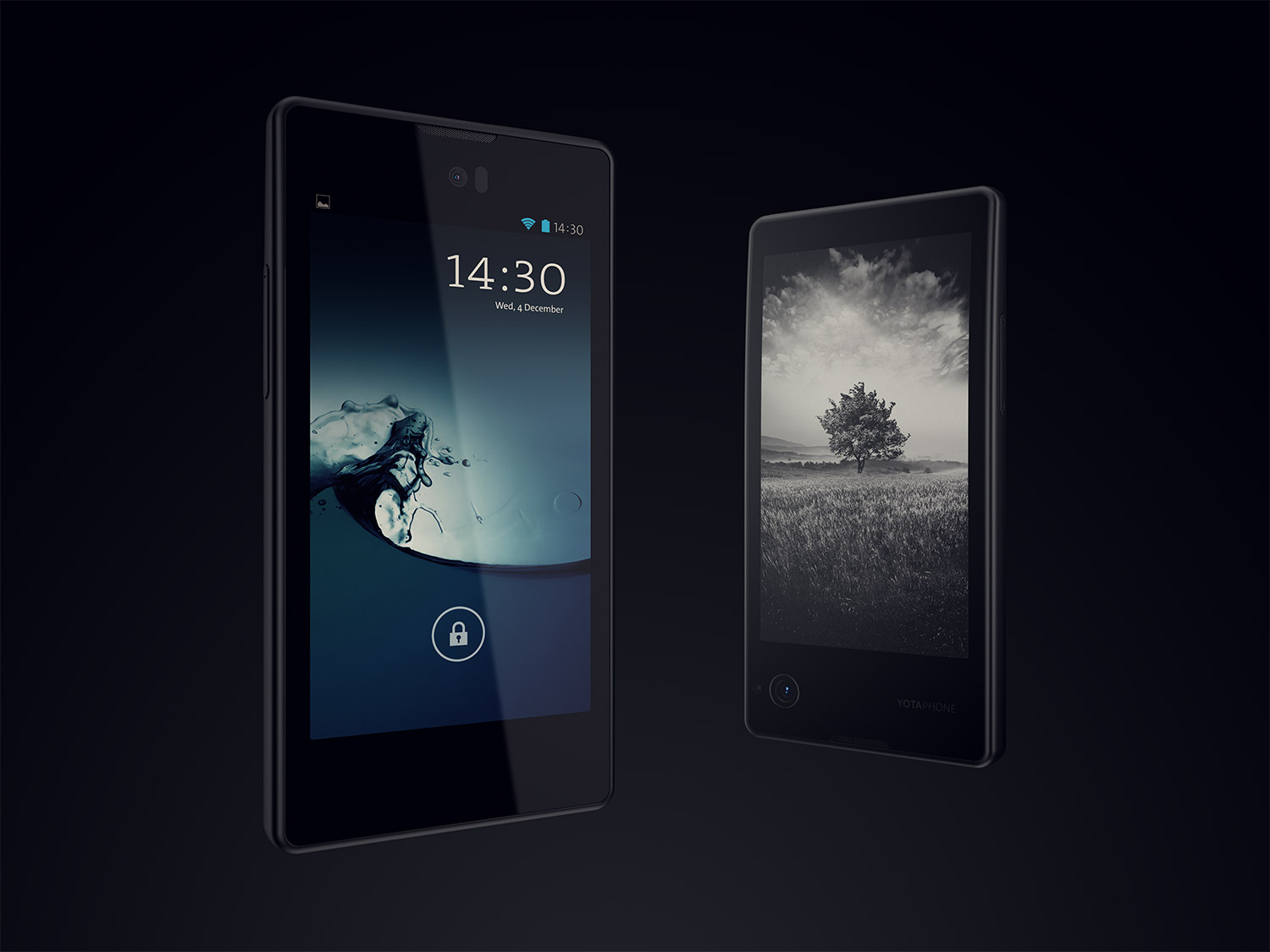 Jumbo Dubai & Flipkart launches YotaPhone in India: World's first dual-screen smartphone