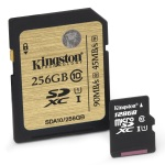 Kingston Launches Flash Cards with Double storage