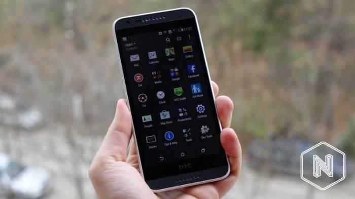 HTC Desire 620 leak