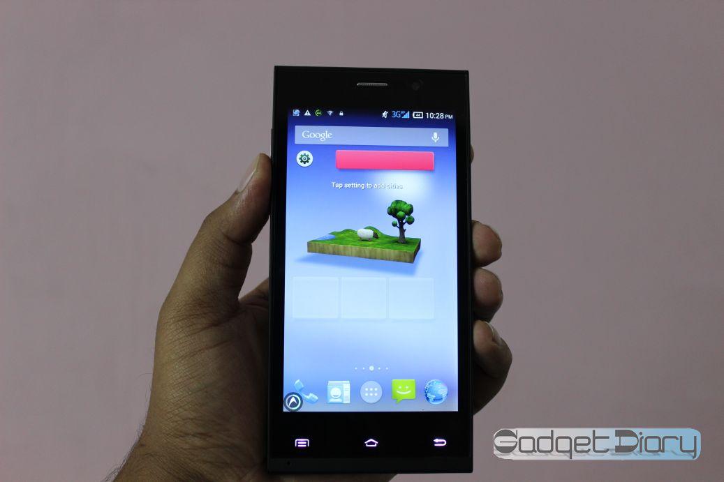 Salora Arya Z2 Review - Budget Smartphone with Good Build