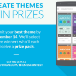 Cyanogen Announces Theme Design Challenge to Pull Attractive Themes for Micromax YU Devices
