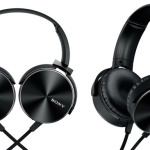 Sony Launches MDR-XB450BV Extra Bass Headphones for 5,990 INR
