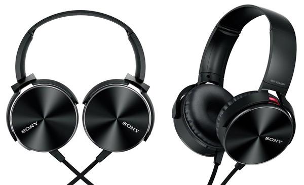 Sony MDR-XB450BV