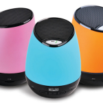 Affordable Mitashi ML 2200 Portable Bluetooth Speakers with Bright Color Options at Rs 1,890