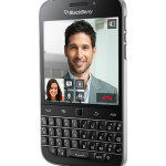 BlackBerry Classic with QWERTY Keypad Officially Announced