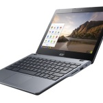 "Acer Launches the Acer C720, compact yet powerful 11"" Chromebook"