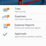 Concur and Tripit Travel Organizer Apps Provide Efficient Travel and Expense Management