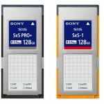 Sony Launches SxS PRO+ and SxS- 1 Professional Memory Cards Starting 22,000 INR