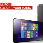 Lenovo ThinkPad 8 Windows Based Tablet Launched at 39,999 INR