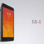Xiaomi Mi4 – The New Snapdragon 801 Powered Flagship Phone Debuts in India at 19,999 INR