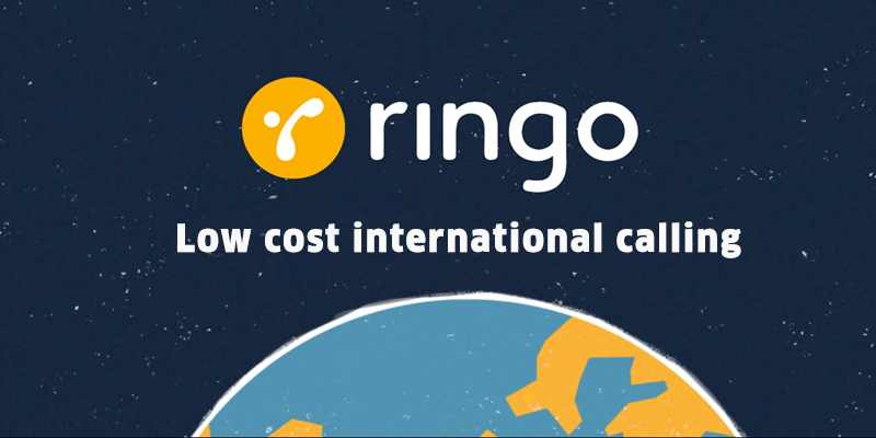 You can Use Ringo App to Make Cheap International Calls without
